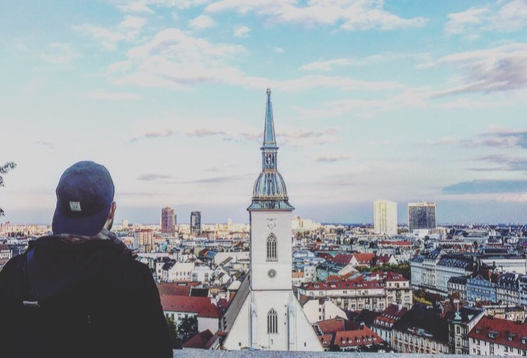 Campbell Studying Overseas in Vienna,Austria