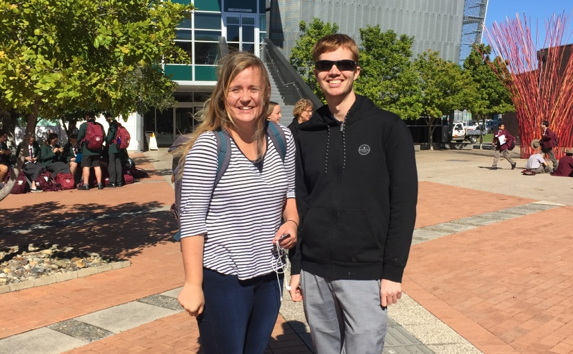 Lars and Labolina from Sweden – 1080 days of friendship, adventures, and achievements studying at USC SunshineCoast!