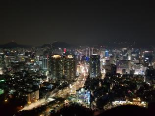Seoul City Lights