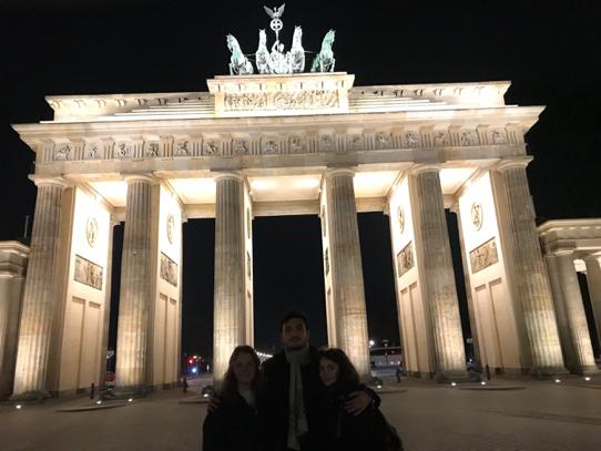 Class trip to Berlin