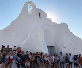 greek group