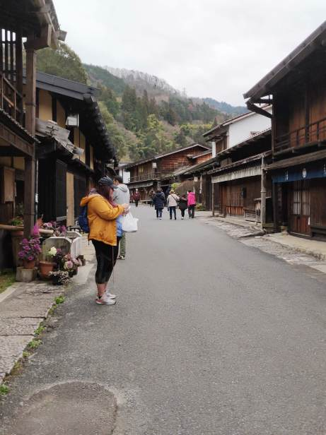 The streets of tsumago 2