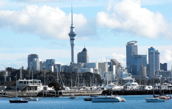 Auckland - Photo: new-zealand-vacations-in-west-auckland.com