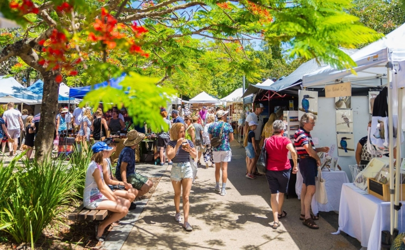 You Need To Check Out These Sunshine CoastMarkets