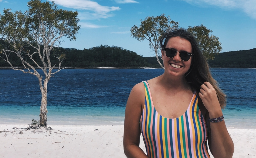 Nathalie Bergstrom from Kilroy Sweden studying abroad at USC SunshineCoast