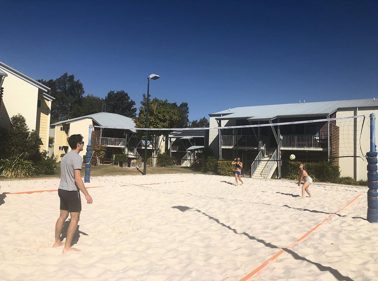 blog8 - volleyball