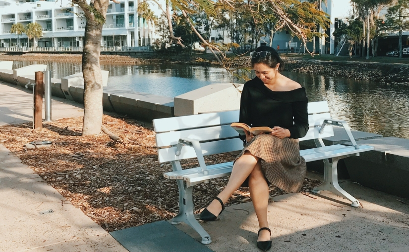 Sairah Benz Alonzo from the Philippines (AMS BridgeBlue) studying a Master of Business Administration at USC SunshineCoast
