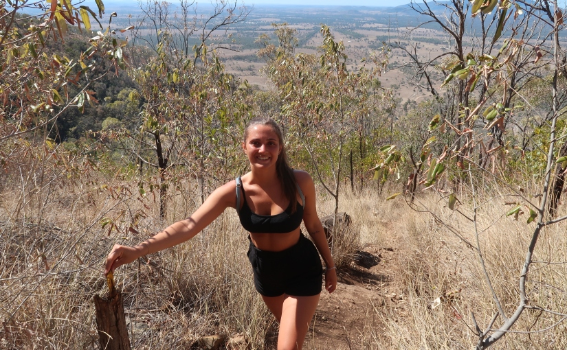 Morgane Louet from INSEEC Bordeaux in France studying at USC SunshineCoast
