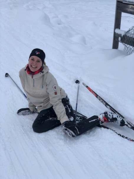 Can't ski Geilo