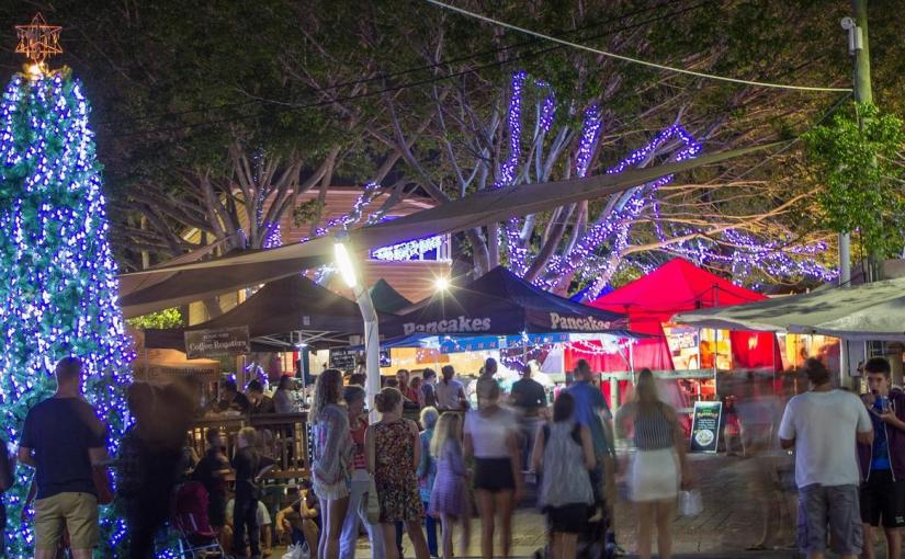 Sunshine Coast Christmas Night Markets2020