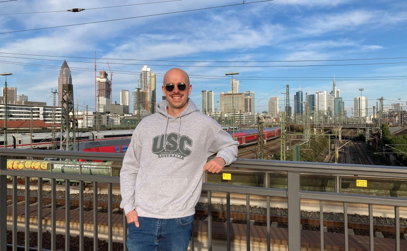 USC Alumni Max Peters from Germany: Leading The Way Into A CorporatePosition