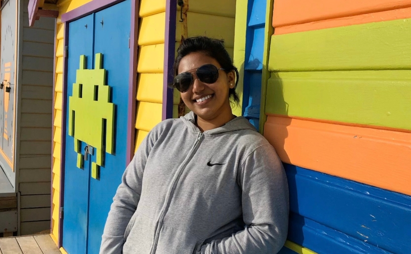 Onella Barthelot studying a Bachelor of Social Work at USC HerveyBay